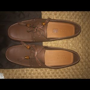 BRAND NEW Gucci Loafers. Size 11.